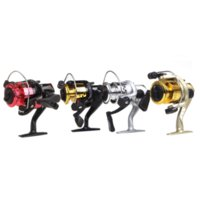 Cheap Quality Spinning Fishing Reel 3BB Ball Bearings Left Right Interchangeable Collapsible Handle SE200 5.2:1 Fish Tackle Equipment