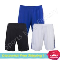 best pants - Chelsea Shorts Best Thai Quality chelsea Football Soccer Shorts home blue away yellow pants customize numbers