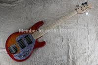 bass guitar active pickups - new factory music man StingRay5 active pickups bass guitar music man strings Bass guitar