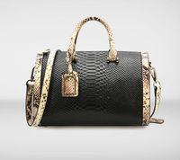 Sacs à main de luxe de luxe de femmes de vente Sac à main en cuir véritable Sacs américains de Boston standard Sacs de corps de croix de dames
