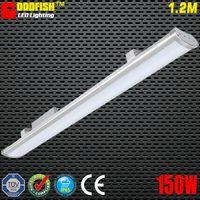Wholesale 4FT mm W LED HIGH BAY LIGHT IP65 Waterproof for Commercial Industrial Lighting led linear warehouse High Bay Light K K K