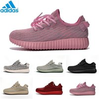 Cheap Adidas Kanye west 350 Boost Yeezy 350 boost Men Women Breathable Pirate Black Shoes Brand Sneakers Athletic 2016 Yeezy Perfect Sports Shoes