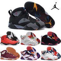Wholesale Nike dan Retro Basketball Shoes Men Bordeaux Black Grey Boots High Quality Sneakers Cheap Sports Shoes