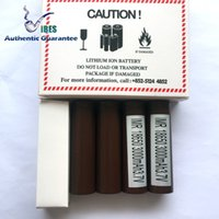 sanyo - 18650 battery mah LG HG2 High Drain Lithium Batteries A Discharge Beat Sony Samsung Sanyo Rechargeable Battery Fedex
