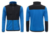 Wholesale 2016 new The Brand Men Denali Fleece Windproof Thermal Jacket Male North Plolartec Winter Coats Outdoor Sports Face Jackets
