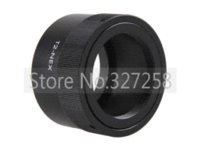 Wholesale Lens Adapter Ring For T T2 mount Lens and SONY NEX E Mount Adapter NEX NEX NEX NEX VG10