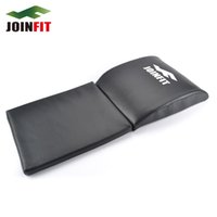 Wholesale Joinfit Gym Exercise Abdominal Mat PU cover and EPE foam inside