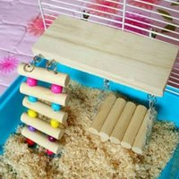 Wholesale Wooden Pets Toy Rat Mouse Bird Hamster Parrot Swing Bridge Your Best Choice
