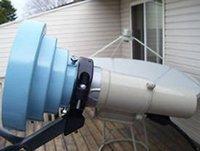 satellite dish antenna - china factory direct hot sales Conical Scalar Ring Kit for offset satellite dish antennas