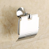 Wholesale European style high quality with perfect stainless steel toilet paper holder from china factory