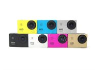 Wholesale New SJ4000 Style Wifi Version W9 Inch Screen HD Action Camera Mini DV M Waterproof Extreme Sport Camera HDMI P