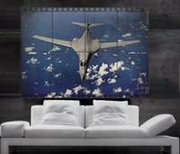 b bomber - Rockwell B Lancer supersonic strategic bomber Poster print wall art parts giant Poster print art huge giant photo No264