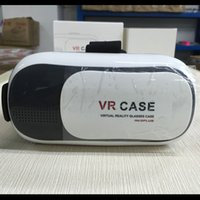 android phone simulator - 2016 VR BOX Google Cardboard Plastic Virtual Reality Head Mount Simulator D Glasses for quot quot IOS Android Phone