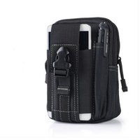 Wholesale Multifunctional bodypack Tactical outdoor sports men and women leisure bag mobile phone arm bag shoulder bag diagonal package chest