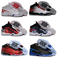 Wholesale Retro Basketball Shoes Retro Sports Sneakers Men Retro Shoes J30 XXX Man Zapatillas Authentic Original Real Replicas