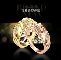 amazon jewelry sale - lazada Amazon jewelry fashion Zircon diamond ring trade in Europe and America Alloy Jewelry Sale