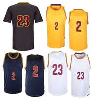Wholesale Top Quality Stitched Jerseys Jame Player Basketball Jerseys Champions Basketball Shirts irving the finals Basketball Wear