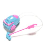 Wholesale Mini Vacuum Cleaner for Barbies Cute Doll Furniture for Kids Play House Doll Accessories