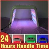 age spa - Anti Ageing Skin Care LED Lamp Led Lights Color Photon Rejuvenation Spa Beauty Machine