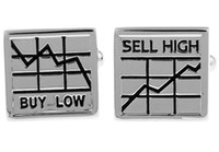 best buy stocks - Best Selling silver tone stock Cufflinks BUY LOW SELL HIGH Cuff Links for Mens shirts french cufflinks Wedding Cuff Links L512