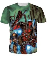 Wholesale SALE Deadpool Men polo T shirts High quality cotton polo shirt cotton Spain England USA Racing Malaysian standard M t shirt