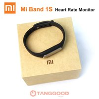 Wholesale Original Xiaomi Mi Band s Pulse Heart Rate Monitor Xiaomi Smart Bracelet Wristband for iPhone xiaomi Mi4i Android