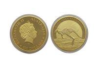 australian mint coins - 2015 Australian Perth Mint Kangaroo Animal Coin Dollar Troy Oz Elizabeth II Replica Coin Copy