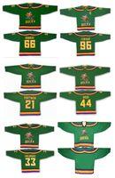 Wholesale Top Quality Throwback Mighty Ducks Hockey Jerseys Charlie Conway Gordon Bombay dean portman goldberg Kariya Stitched Jerseys