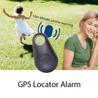 Wholesale iTag mini Smart Finder Key Wireless Bluetooth Tracker anti lost Smart Tracker Tag For pet cat dog kids GPS Alarm