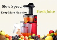 Wholesale Healthy living juice machine low speed electromechanical dynamic fruit juice of domestic soybean milk machine