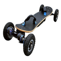 Wholesale skateboard eletrico patines ruedas mujer wheels W km distance speed km h with remote control