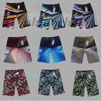 Wholesale 149 Color Men Beach Pants Summer Swim Trunks Swim Boxer Surf Shorts Pants Swim Pants Shorts BeachWear Swimwear Swimsuit Half pants A577