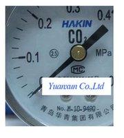 Wholesale Carbon dioxide pressure reducer header gauge double header dioxide table