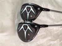 Wholesale 915F Fairway Wood Golf Clubs OEM F Golf Clubs Regular Stiff Flex Assembled Graphite Shaft With Head Cover