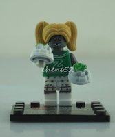 Wholesale Mini Figures Skeleton Guy Zombie Cheerleader Monsters Gift Building Toys