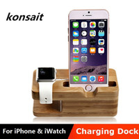 bamboo flooring bathroom - Universal Charging Dock Charge Station Holder Stand Mount for Apple watch mm mm iPhone plus S C S Accessory