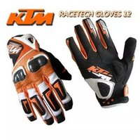 Wholesale Winter New original KTM racetech motorcycle gloves motorbike motorcross ATV Offrod gloves worldwide