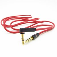audio banana jacks - DHL High Quality mm Male to Male Stereo Audio Cable Aux Extension Jack Cable