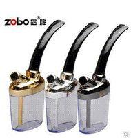 Wholesale Zobo water smoking pipe hookah bicirculation Filter cigarette holder cigarette holder filter