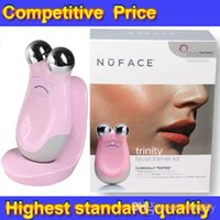 ac tools - Nuface Trinity Facial Trainer Kit Lifting Firming Dark Circles Fit for all Skin types Nuface Facial Trainer DHL Free