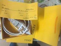 Wholesale 2016 new hip brand buckle belt with box designer ff belt for men women genuine leather gold cinto gg belt v Men s