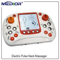 Cheap 4 Pads Full Body Massager Slimming Electric Slim Pulse Muscle Relax Massager,Electrical Pluse Stimulator Massager Machine 60010