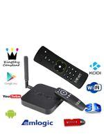 best wireless media player - 2016 Best tv box MINIX NEO X8 Plus A lite M1 Remote Android TV Box Quad Core GHz G RAM GB ROM G GHz WiFi XBMC Media Player
