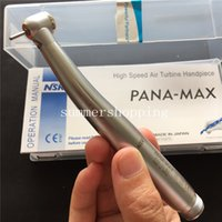 Wholesale Best price NSK LED Self power Supply Dental High Speed Handpiece Turbine Generator Hole