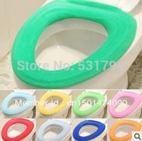 Wholesale Hot summer thin section Piece multicolor stretch high elastic nylon toilet pad