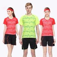 Wholesale New Table Tennis shirt pants jacket Women and Men Sports quick dry Table tennis Clothes Badminton Jerseys