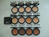 Wholesale HOT NEW Makeup Studio Fix Face Powder Plus Foundation g High quality gift
