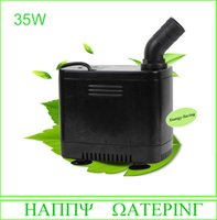 Wholesale New Type L H W Submersible Aquarium Water Pumps V for Fish Tank Pond Fountain