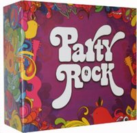 Wholesale 2016 New arrival Party Rock Disc Music Audio CD Box Factory Price DHL