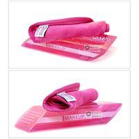 Wholesale Makeup Eraser High quality Makeup Remover Towels Professtional Makeup Cleaning Towel